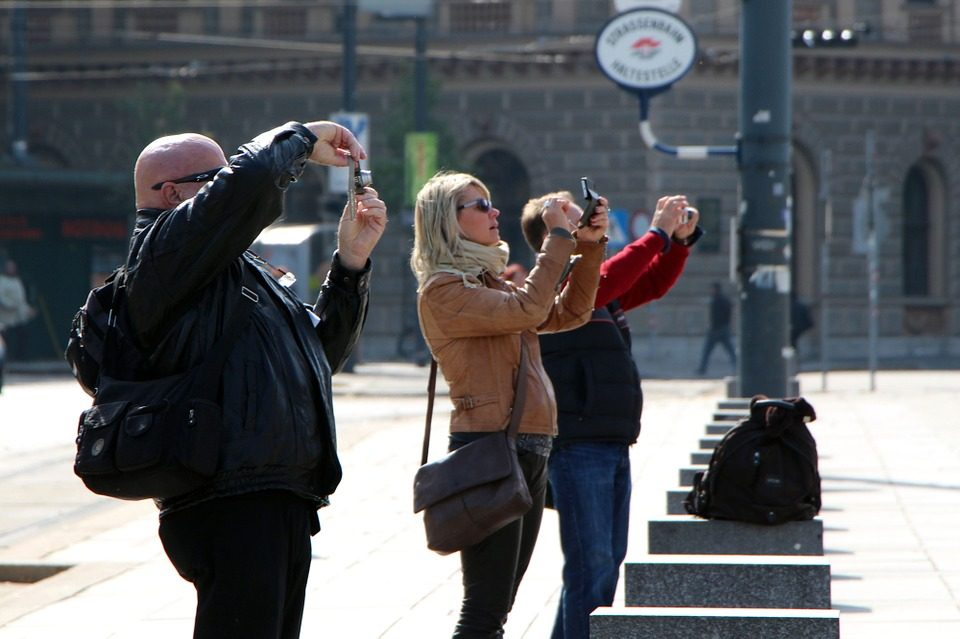 Turistas digitales