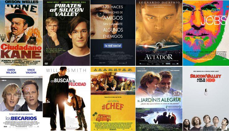películas emprendedores