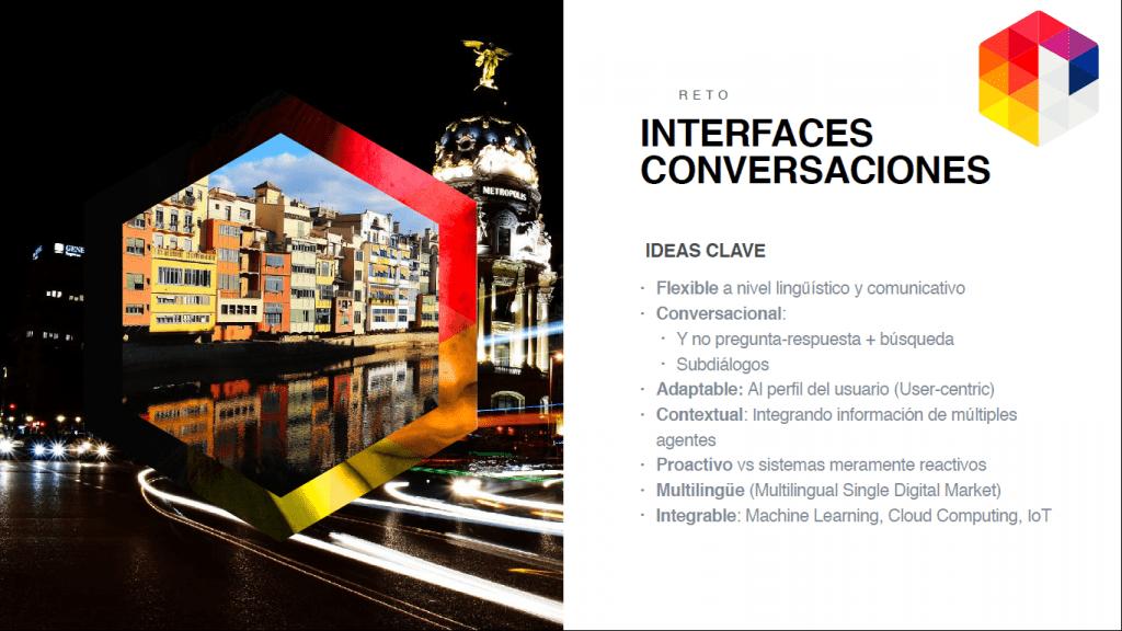 Interface conversacional