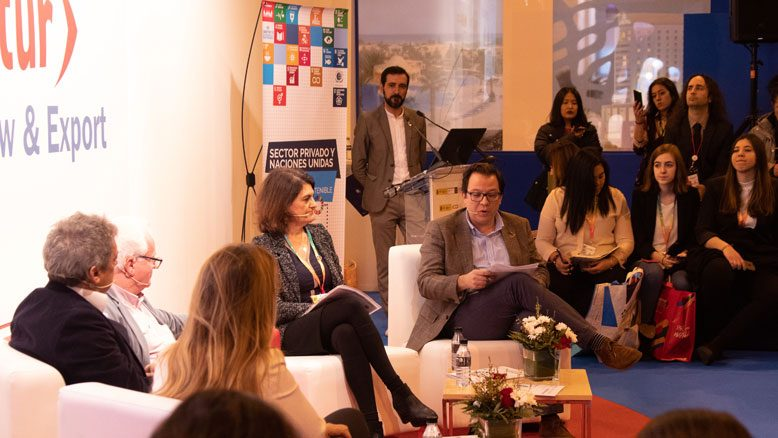 Sesion ODS y turismo