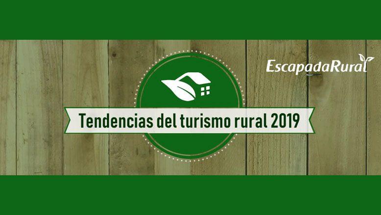 Tendencias turismo rural