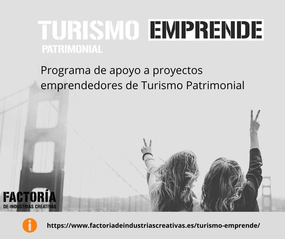 Emprendedores Turismo Patrimonial